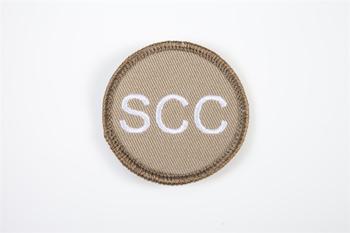 Picture of RMC 'SCC' Badge (circular)