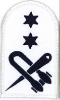 Picture of (Serial 089) Seamanship 1st Class (Blue on White)
