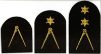 Picture of Navigation (Gold Badges)