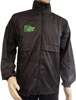 Picture of Windbreaker Jacket with Sea Cadets or Royal Marines Cadets logo Windbreaker with Royal Marines Cadets logo