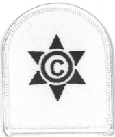Picture of (Serial 111.3) Cook / Steward 3rd Class (Blue on White)