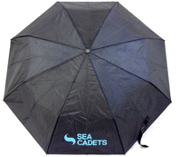 Picture of Umbrella with Sea Cadets Logo Mini umbrella