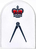 Picture of (Serial 052.1) Chief Petty Officer/Petty Officer Navigation Instructor (Blue)