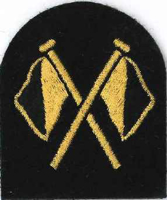 Picture of (Serial 182.1) Semaphore (Gold)