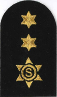 Picture of (Serial 206) Catering / Stewarding Advanced Cadet (Gold)