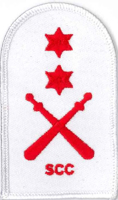 Picture of (Serial 087.1) RMC Physical Training Advanced (Red on White)