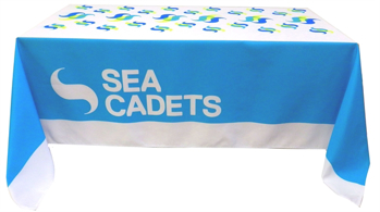 Picture of Table Cloth with SCC Branding