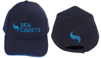 Picture of Caps with Sea Cadet Logo Baseball Cap