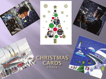 Picture of Christmas Cards (5 pack)